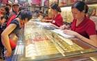 Giá vàng 31/1: Vàng SJC tăng mạnh phiên cuối tuần