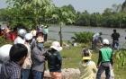 Phát hiện thi thể ba mẹ con dưới sông Vàm Cỏ Tây
