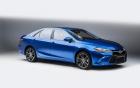 Toyota trình làng bộ đôi Camry và Altis mới