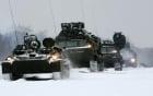 Lực lượng tên lửa hạt nhân Nga tập trận quy mô lớn trên toàn quốc