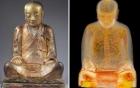 Phát hiện xác ướp nhà sư trong tượng phật 1000 năm tuổi