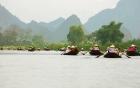 Cảnh giác chủ đò vòi vĩnh, chặt chém hành khách tại Chùa Hương