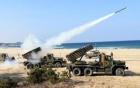 Mỹ-Hàn tập trận, Triều Tiên bắn 2 tên lửa ra biển Đông Hải