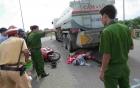 Tai nạn giao thông nghiêm trọng trên QL25, 1 người tử vong
