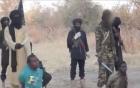 Sau IS, tới lượt Boko Haram tung video chặt đầu tù nhân