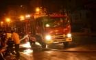 Cháy nhà, 4 người liều mình nhảy từ tầng 2 thoát thân