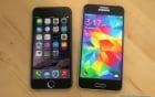 Những điểm giống nhau đến lạ lùng giữa iPhone 6 và Galaxy S6/S6 Edge