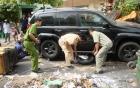 Xe Lexus gây tai nạn liên hoàn, kéo lê một người trên đường tử vong