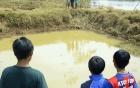 Tắm hồ, 3 học sinh đuối nước thương tâm