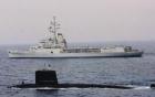 """Tàu ngầm Pháp bất ngờ """"đánh chìm"""" nhóm tàu chiến Mỹ"""