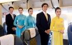 Cận cảnh đồng phục mới của Vietnam Airlines trên chuyến bay thử nghiệm