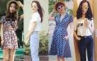4 trang phục hè không thể thiếu trong tủ đồ sao Việt