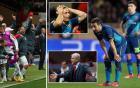 Arsenal bị loại khỏi Champions League một cách cay đắng