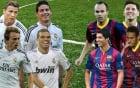 Kết quả bốc thăm tứ kết Champions League: Chào derby Madrid 9