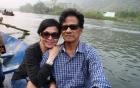 Chế Linh đón sinh nhật tuổi 73 bên vợ thứ 4 xinh đẹp 5