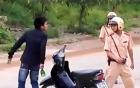 Vi phạm giao thông, nhóm côn đồ đánh Công an còn đòi bồi thường