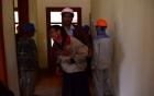 Sập giàn giáo ở Hà Tĩnh: Cha mẹ khóc ngất khi nhận xác con