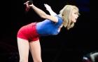 Ngắm đôi chân trị giá 40 triệu đô của Taylor Swift