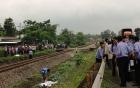 Thương tâm: Băng qua đường sắt, hai chị em bị tàu đâm tử vong