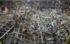 Sập giàn giáo ở Vũng Áng: Bồi thường 400 triệu cho nạn nhân tử vong