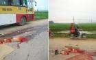 Bắc Giang: Tai nạn kinh hoàng, nạn nhân tử vong tại chỗ