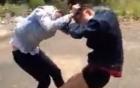 Vụ 2 thiếu nữ đánh nhau đến ngất xỉu: Buộc nữ sinh thôi học 1 tuần