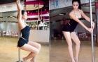 Những màn múa cột nóng bỏng của mỹ nhân showbiz Việt