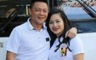 BTV Quang Minh khoe vợ trẻ xinh đẹp kỷ niệm 8 năm ngày cưới