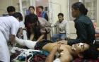 6 nạn nhân bị thương vụ sập giàn giáo đã xuất viện