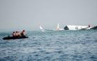 Cảnh sát biển xác minh thông tin máy bay rơi tại quần đảo Trường Sa