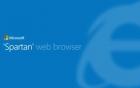 Spartan chính thức thế chỗ cho trình duyệt IE