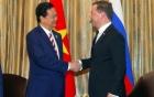 Thủ tướng Nguyễn Tấn Dũng: Kéo dài chương trình xây nhà vượt lũ đến 2020 2