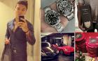 Con trai đại gia giàu nhất Châu Á