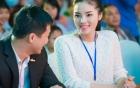 Nguyễn Cao Kỳ Duyên nghỉ học quân sự tái xuất sang trọng và xinh đẹp 5
