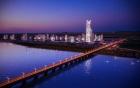 Ngắm tòa tháp đôi cao thứ 2 Hà Nội 8000 tỉ của đại gia Vietinbank