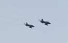 2 máy bay Su-22 bị rơi ở Bình Thuận: Nhiều máy bay, tàu biển đang tìm kiếm 3