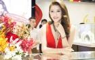 Á hậu Huyền My đưa cả gia đình sang Thái Lan xem Chelsea 5