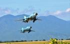 Tìm thấy khung kính buồng lái máy bay Su-22 rơi ở Bình Thuận 4