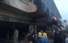 IS nhận nổ xe bom ngoài đại sứ quán Mỹ ở thủ phủ Kurdish