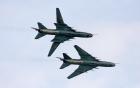 Sử dụng tàu quét sóng siêu âm để tìm 2 máy bay Su 22