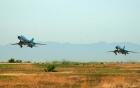 2 máy bay SU-22 rơi ở Bình Thuận: