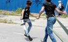Xông vào UBND phường chém gục một thanh niên: Bắt hai nghi can 3