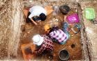 Phát hiện 3 bộ hài cốt người Việt cổ có niên đại 5.000 năm