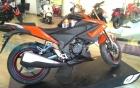 Eider ZF Kymco 250 : Hàng nhái thập cảm Honda và Benelli