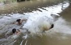 Rủ nhau tắm sông, một nữ sinh tử vong