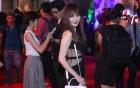 Tóc Tiên, Angela Phương Trinh hở bạo ra mắt phim Avengers