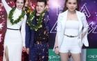The Remix 2015: Đông Nhi giải đặc biệt, Giang Hồng Ngọc giải vàng