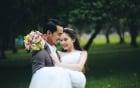 Hạnh phúc ngắn ngủi của Duy Nhân và vợ trẻ