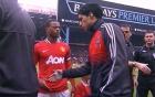 Evra cam kết sẽ bắt tay Suarez ở chung kết Champions League