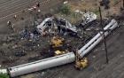 Vụ lật tàu Amtrak: Bị đâm bởi một vật thể bay? 4